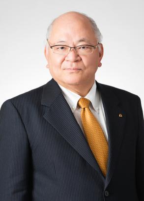代表理事理事長 岡本満夫