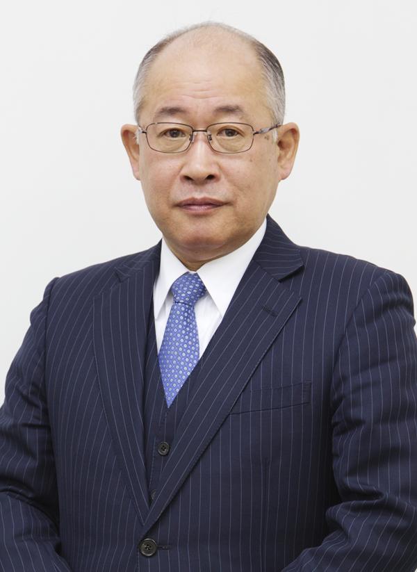 代表理事理事長 末岡 愼弘